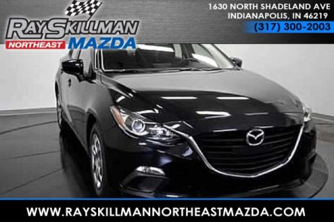 New Mazda3 4DR SPORT AT