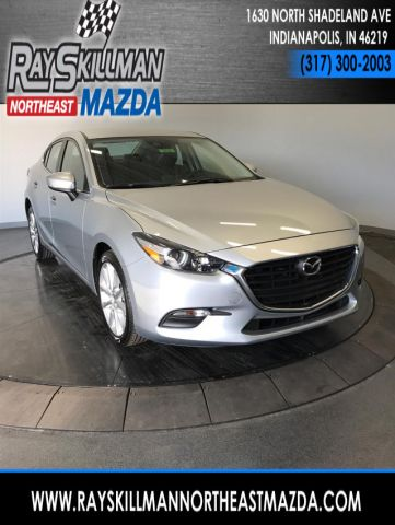 New Mazda3 4DR TOURING AT