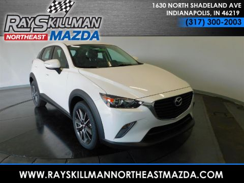 New Mazda CX-3 TOURING AWD