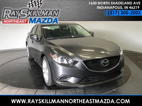 New Mazda6 4DR SDN TOUR AT