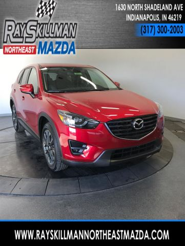 Certified Used Mazda CX-5 4DR AWD GRND TOUR AT