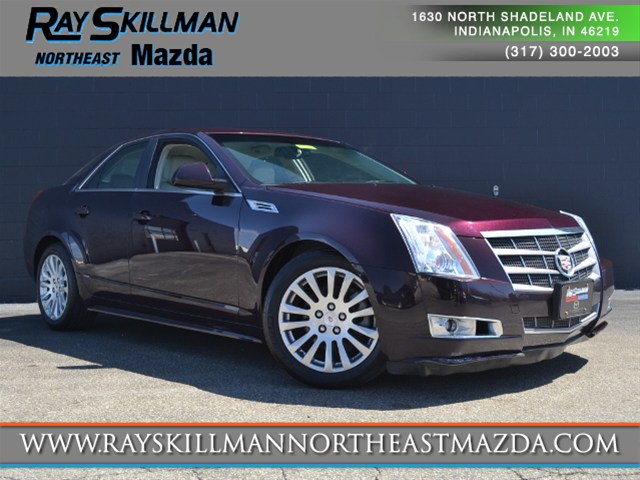 Used Cadillac CTS 3.6L Performance