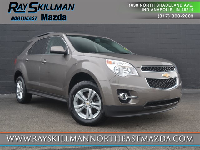Used Chevrolet Equinox 2LT