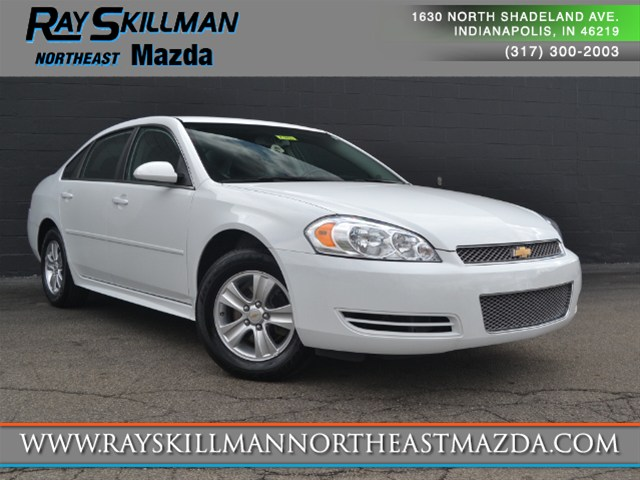 Used Chevrolet Impala Limited LS
