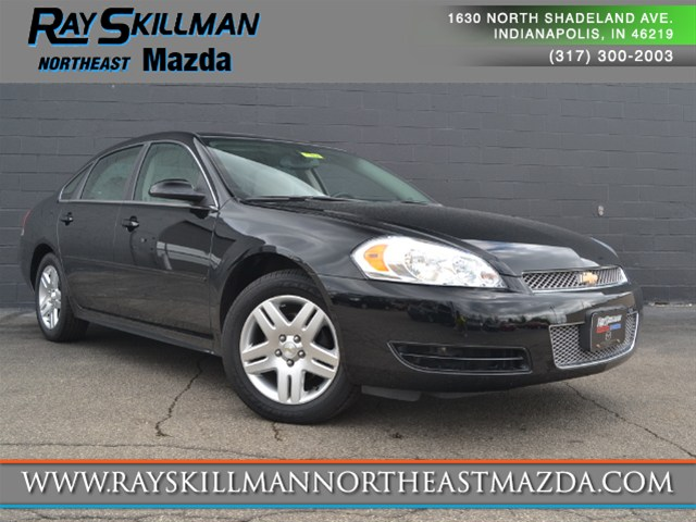 Used Chevrolet Impala Limited LT