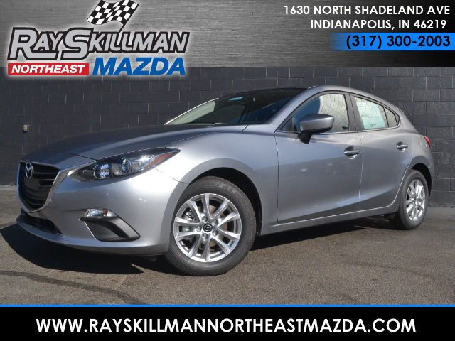 New Mazda Mazda3 5DR HB I SPT AT