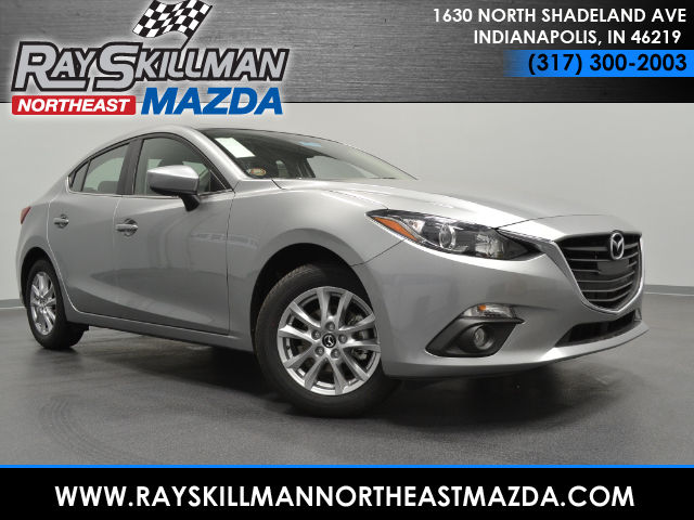 New Mazda Mazda3 4DR SDN I TOUR AT