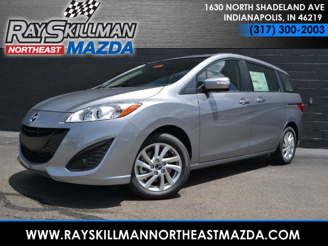New Mazda Mazda5 4DR WGN SPT AT